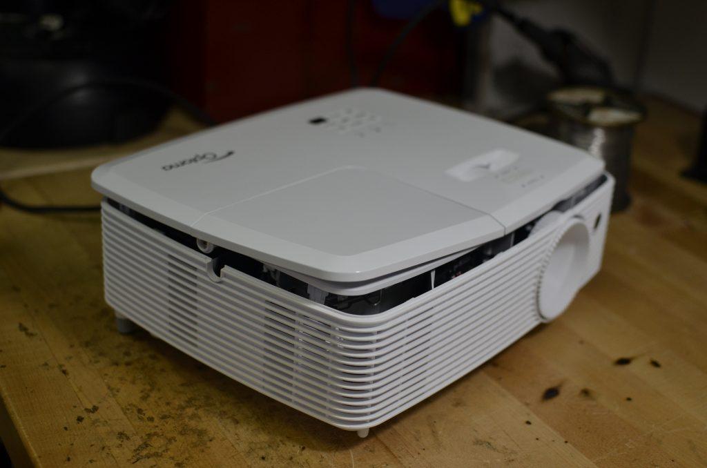 1080p DLP projector