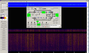 10.8KHz Reject filter (dog invisible fence)