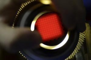 COB LED w/ Filter