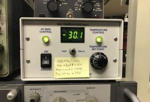 Peltier controller/PSU